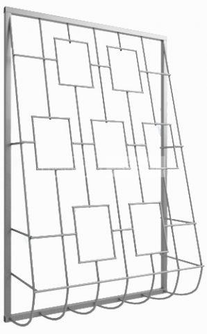 Дутая решетка на окна
