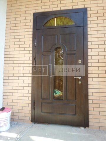 дверь уличная купить на заказ в Москве