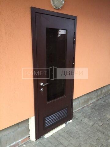 дверь в котельную купить на заказ в москве