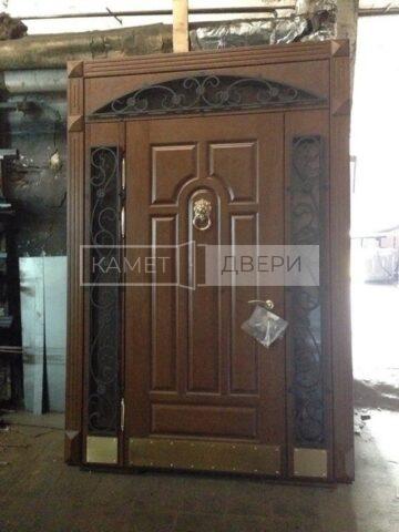парадная дверь купить на заказ в Москве